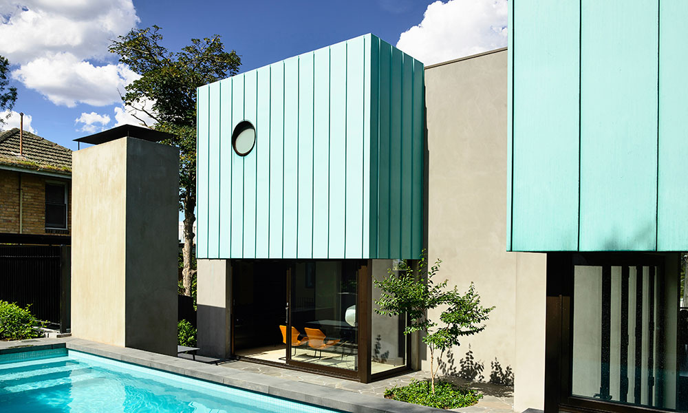 The Green Dream of pre-oxidised copper as an aesthetic choice for cladding