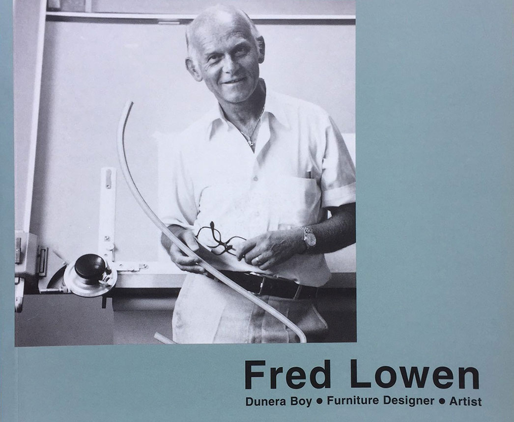 Cover of Fred Lowen's 2001 autobiography