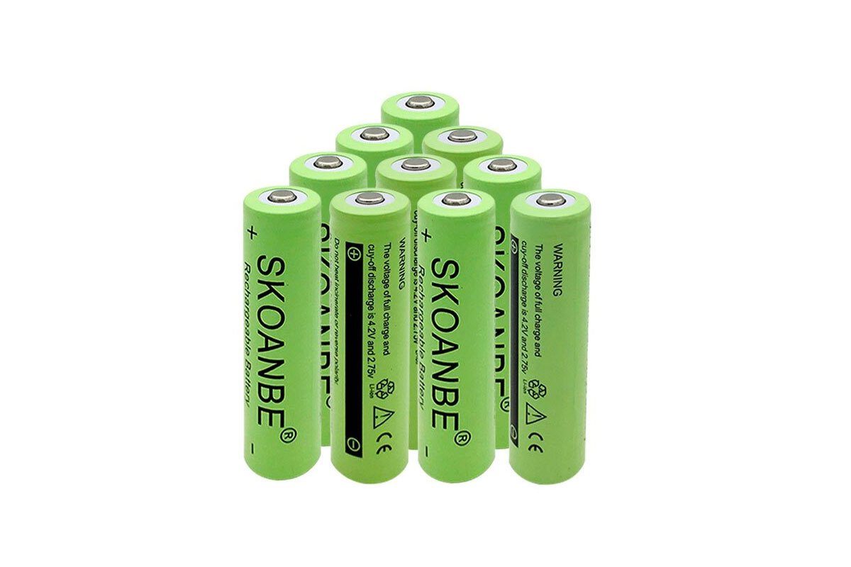Skoanbe 18650 Rechargeable Lithium battery available from HBSL UK Ltd. Cobalt, is an important component for the manufacture of lithium-ion batteries and China uses 80% of its cobalt consumption for this purpose.
